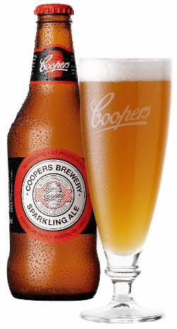 Bia Cooper Sparkling Ale 5,8% chai 375ml (Úc)