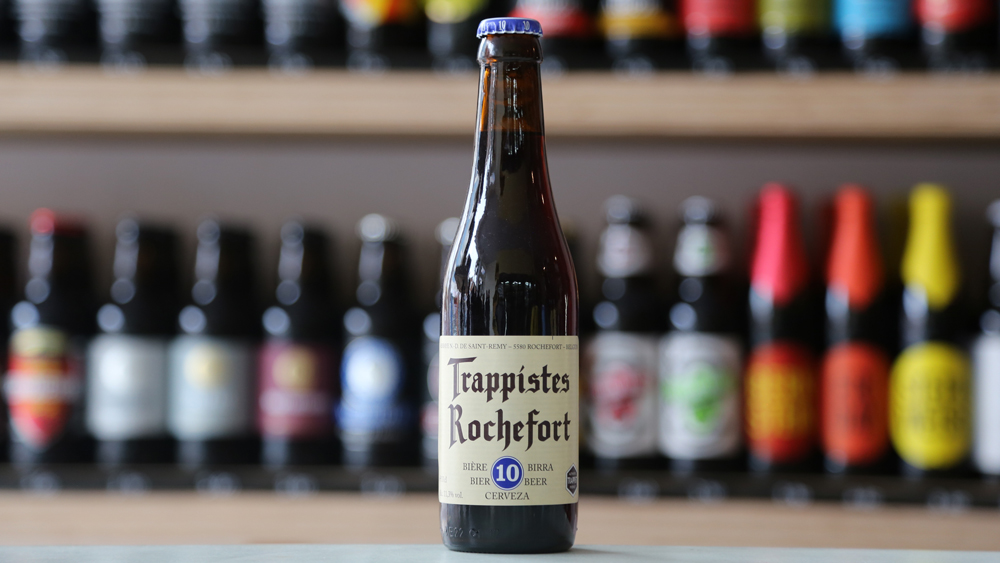Bia Trappistes Rochefort 10 - 330ml - 11,3% (Bỉ)