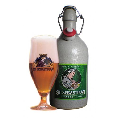 Bia sứ St.Sebastiaan Grand Cru 7,6 % - 500ml (Bỉ)