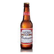 Bia Budweiser (USA) - chai 330ml