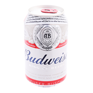 Bia Budweiser (USA) - lon 330ml