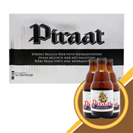 Bia Piraat 10,5% (Bỉ) - 24 chai 330ml