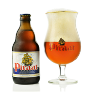 Bia Piraat 10,5% (Bỉ) - chai 330ml