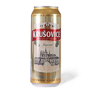 Bia Tiệp Krusovice Imperial 5% lon 500ml