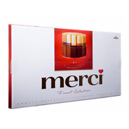 Kẹo Socola Storck Merci Finest Selection 400g