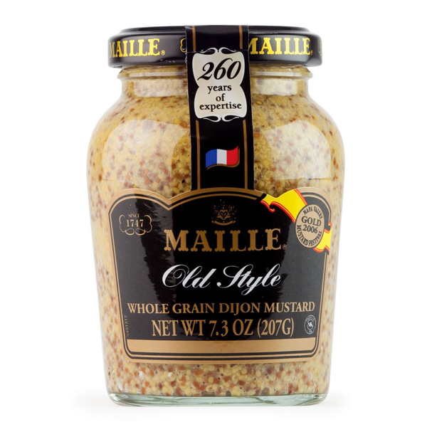 Mù tạt Old Style hiệu Maille 210g