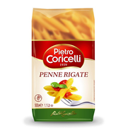 Mỳ ống Penne Rigate Pietro Coricelli 500g (Ý)