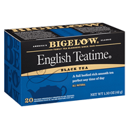 Trà Bigelow English Teatime 42g
