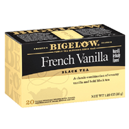 Trà Bigelow French Vanilla Black Tea 20bag-36g