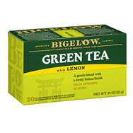 Trà Bigelow Green Tea with Lemon 25g