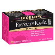 Trà Bigelow Raspberry Royale Black tea 20bag-33g